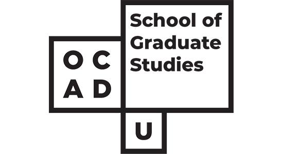OCAD University School of Graduate Studies Blog