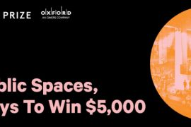 OPPORTUNITY: @NXTCityPrize 2017 -public space prizes and $20,000 to be won!