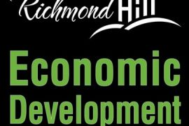 Richmond Hill Economic Development logo
