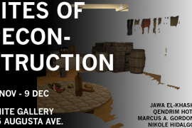 Sites of reconstruction