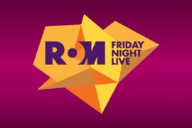 #FNLROM: Colour @ROMtoronto Proud Friday Night Live -June 15th