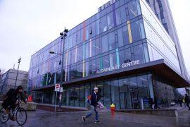 Image of Audain Art Centre, University of British Columbia