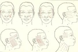 Traditional African Scars