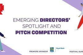 Call for Entries: RPFF's Emerging Directors' Spotlight and Pitch Competition
