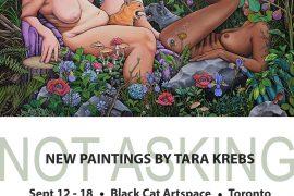 Tara Krebs Art Exhibition