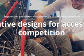 Inclusive design competition