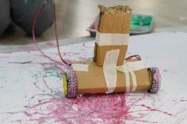 "Artist Talk: Rodolfo Cossovich ""Machine Art"""
