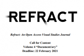 Refract Journal logo
