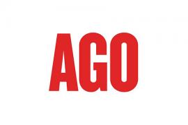 Art Gallery of Ontario (AGO) logo