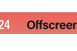 Offscreen Magazine Issue 24 logo