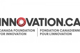 Canadian Foundation for Innovation logo