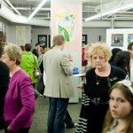 TDSB Open Art Exhibition Reception