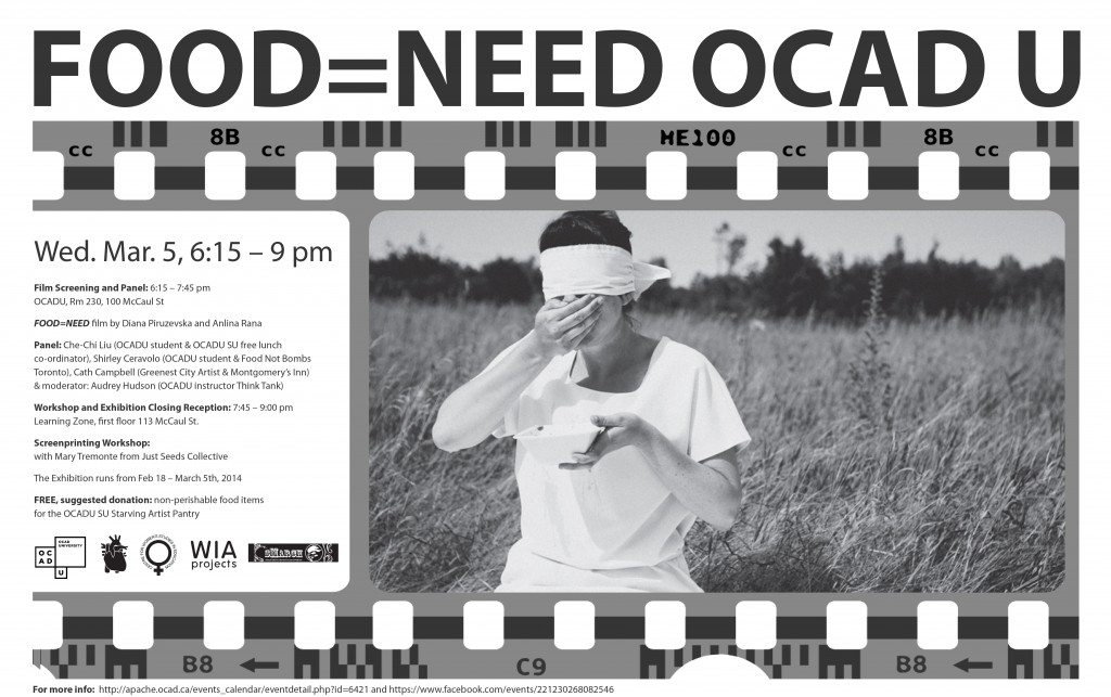 Food=Need_poster