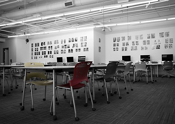 OCAD U Library Services, the Learning Zone