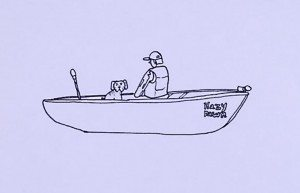 First Impressions (The Art of Boat Names) by Emily Waknine 2014