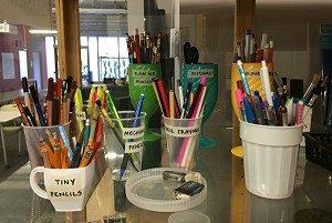 Self-Serve ReUse Depot in Library Services: Learning Zone