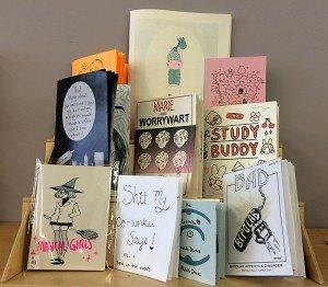 OCAD Zine Library: New Student Zines