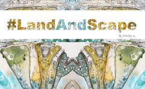 Khadija Aziz, LandandScape_