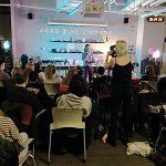 Catherine Black's Poetry Night by Creative Writing Class featuring Calum Csunyoscka