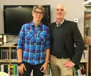 Irene Gotz, Toronto Public Library Librarian