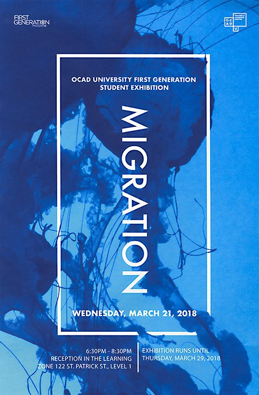 Migration: First Generation Student Exhibition