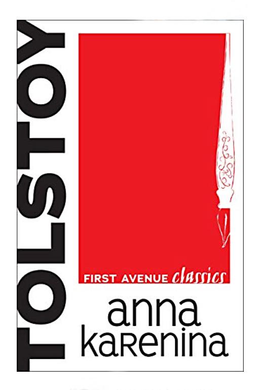 Tolstoy Anna Karenina ebook