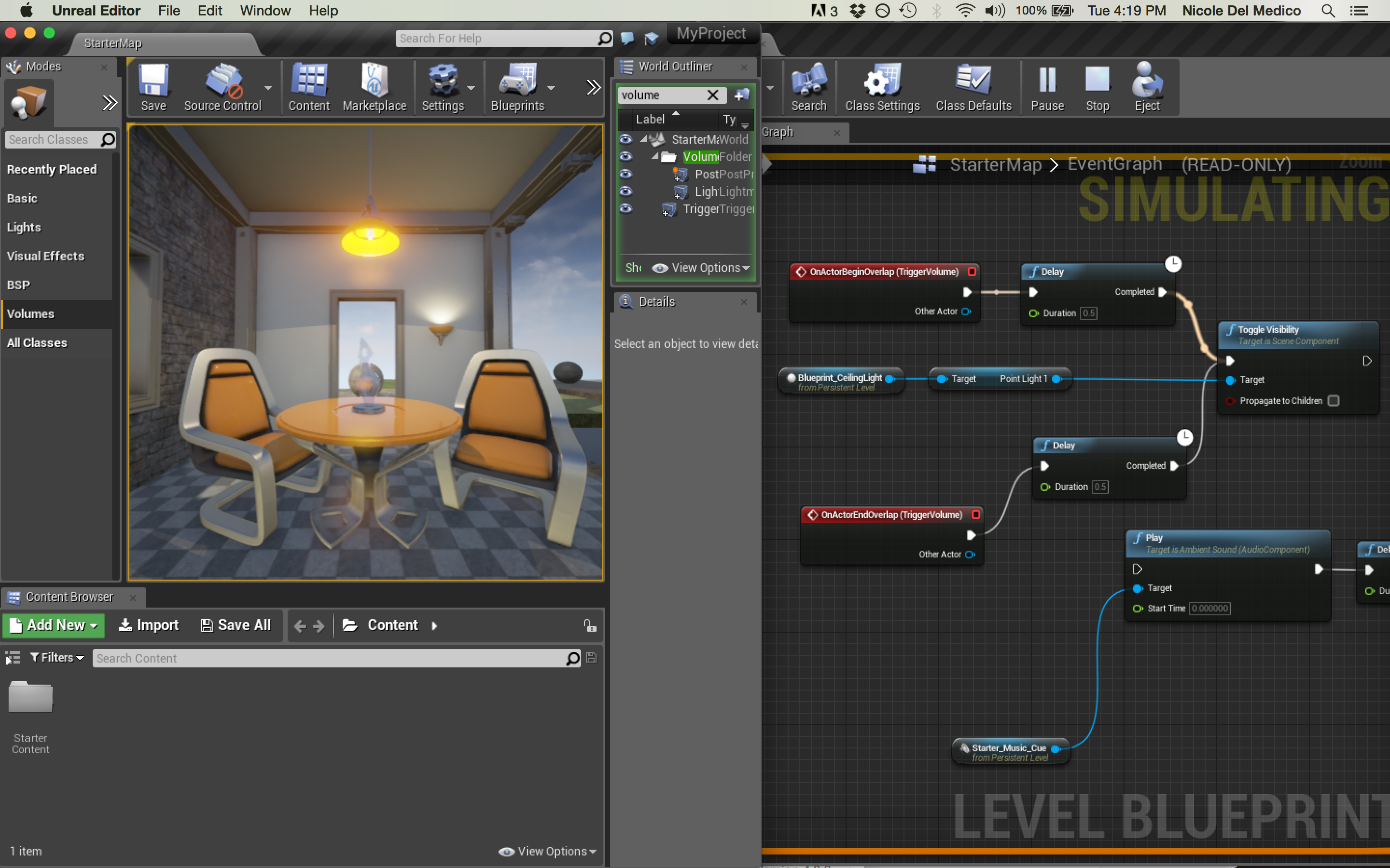 Ue4 blueprint tutorials level blueprints nicole del medicos screen shot 2015 10 06 at 41909 pm malvernweather Gallery