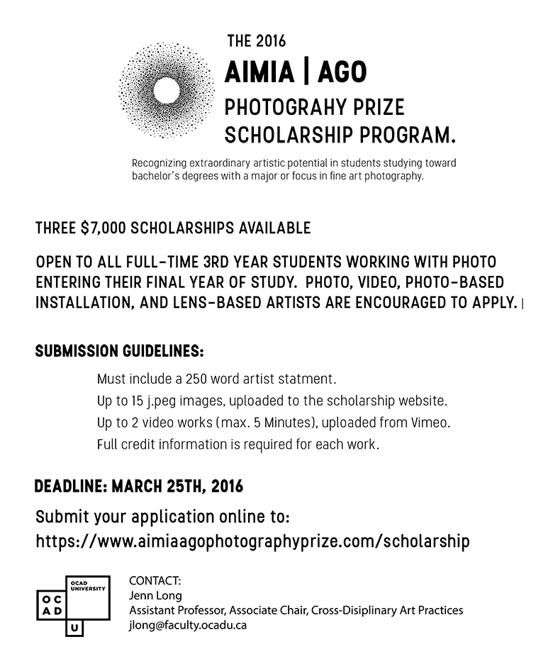smallAIMIA|AGO Scholarship Poster