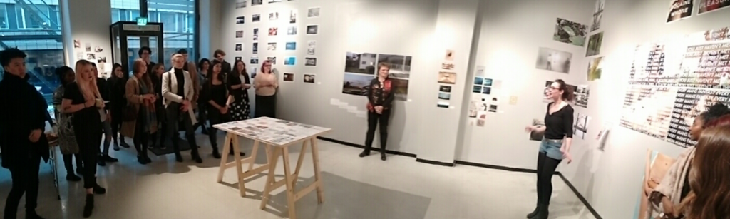 Photography Gallery Nykyaika, Tampere, Finland, April 2016