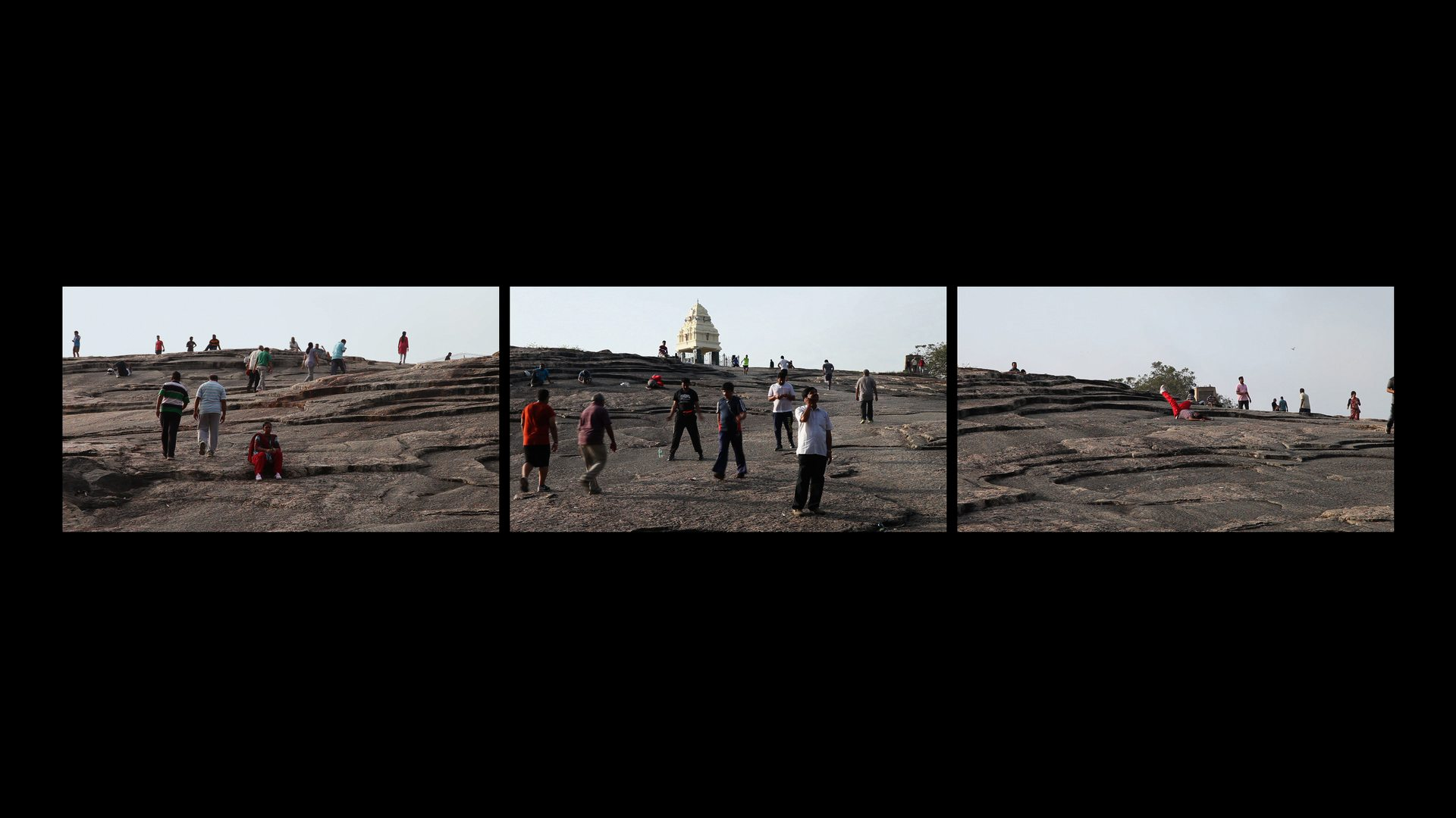 Lalbagh, 2015, video still (detail) © Meera Margaret Singh