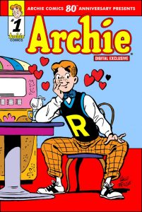 Archie Comics, 1941, Digitally Published 2020.