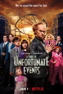 A Series of Unfortunate Events, Netflix, 2019.