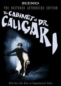 Movie 1: The Cabinet of Dr Caligari