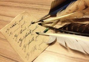 """""""Natchez Trace Parkway Presents Junior Ranger Program 'Quill Pen Writing.'"""" Quadcitiesdaily.com, 1 Feb. 2020, quadcitiesdaily.com/?p=574681"""