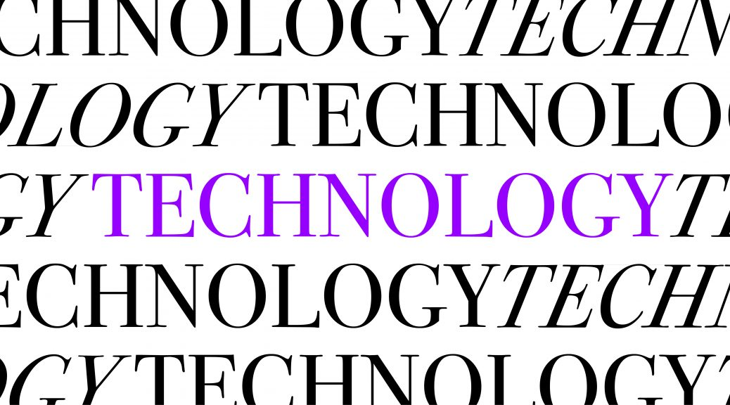 Technology, produced by Raquel