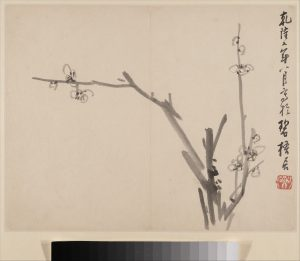 Li Fangying, Album of Eight Leaves, 1742. Wikimedia.org.