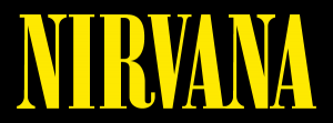 https://commons.wikimedia.org/wiki/File:Nirvana_logo_yellow.svg#/media/File:Nirvana_logo_yellow.svg