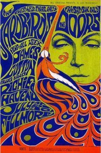 left-victor-moscoso-avalon-ballroom-big-brother-and-the-holding-company-1966-right-wes-wilson-poster
