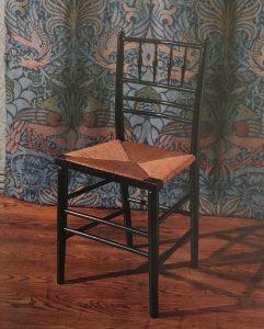 Sussex Chair, William Morris, 1865