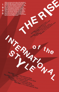 My Vuong, The Rise of the International Style, 2018.