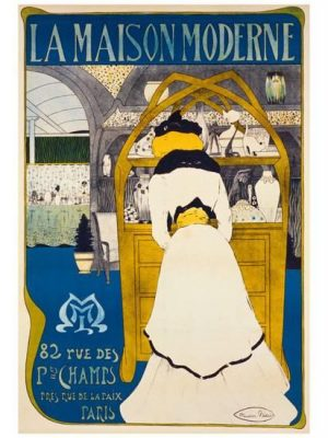 Maurice Bias, La Maison Moderne, 1902