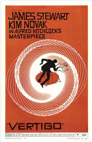 Saul Bass, Vertigo 1958