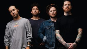 Fall Out Boy, photo by Jonathan Weiner, 2019.
