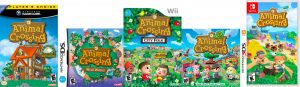 animal crossing covers