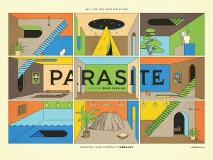 "UK, La Boca. (""Movie Poster of the Week: The Posters of 'Parasite'"")"