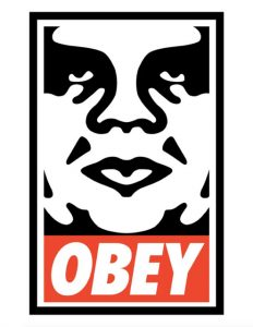 Figure 1: Shepard Fairey 1989
