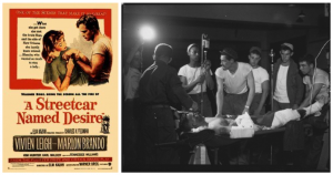 A Streetcar Named Desire Poster and Rebel Without a Cause