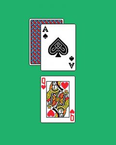 Fig. 4 Susan Kare, Microsoft Window Solitaire Cards, 1990.