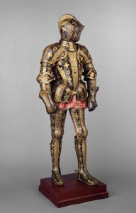 Armor Garniture of George Clifford (1558–1605), Third Earl of Cumberland METMuseum