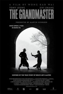 """The poster of """"The Grandmaster"""""""